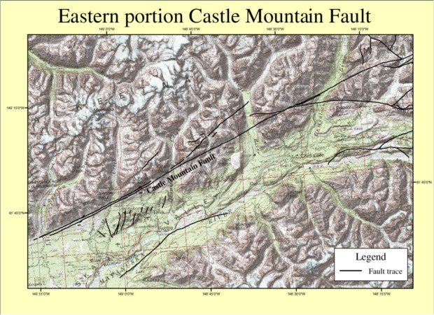 The Castle Mountain Fault
